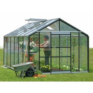 Serre de jardin ACD SERRANOVA 38 A, serre en verre horticole