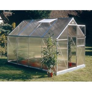 Serre de jardin ACD en polycarbonate Basic 600