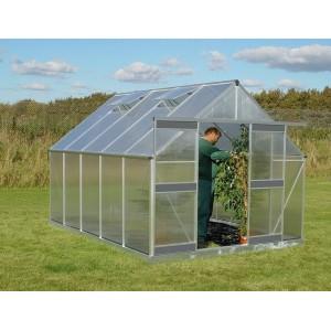 Serre de jardin ACD en polycarbonate Basic 980