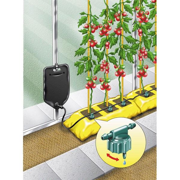 kit goutte goutte pour serres de jardin. Black Bedroom Furniture Sets. Home Design Ideas