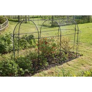 Cage anti-oiseaux longue ACD