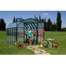 Serre de jardin en polycarbonate Rion Cezanne (plusieurs tailles dispo)